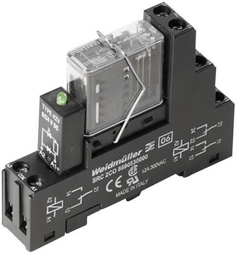 Relaisbaustein 1 St. Weidmüller RCIKIT 24VDC 2CO LD/FG Nennspannung: 24 V/AC Schaltstrom (max.): 6 A