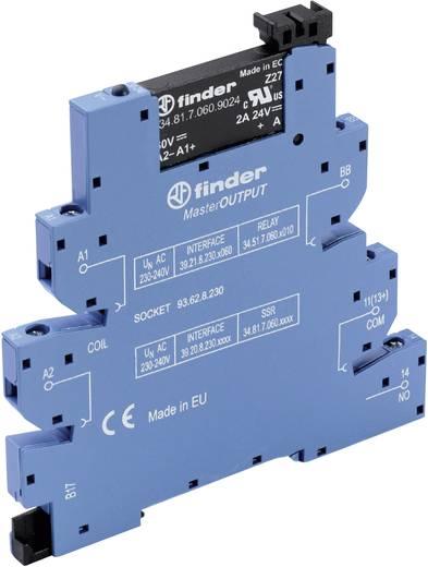 Halbleiterrelais 1 St. Finder 39.20.8.230.9024 Last-Strom (max.): 2 A Schaltspannung (max.): 24 V/DC