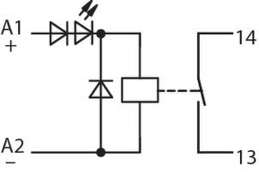 Relaisplatine bestückt 1 St. WAGO 288-364 1 Schließer 24 V/DC