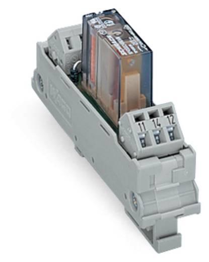 Relaisplatine bestückt 1 St. WAGO 288-380 1 Wechsler 24 V/DC