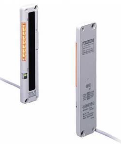 Prostorový snímač s otickou mříží Panasonic NA1-PK5PN, dosah 100 - 1200 mm, 5 paprsků