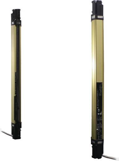 Sicherheitslichtvorhang SF4B, Typ4 Panasonic SF4B-H28(V2) (+10/-15 %) 24 V/DC Sicherheitslichtvorhang/Handschutz Schutzfeldhöhe 550 mm Anzahl Strahlen: 28