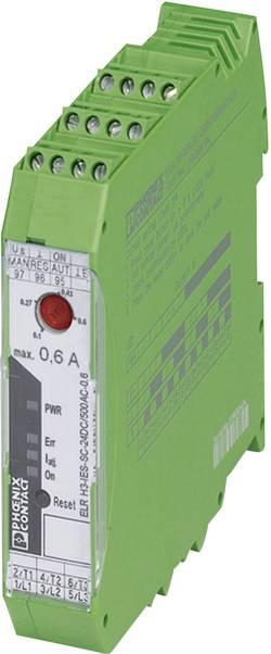 Contacteur moteur Phoenix Contact 2900566 Courant de charge: 0.6 A Tension de commutation (max.): 550 V/AC 1 pc(s)