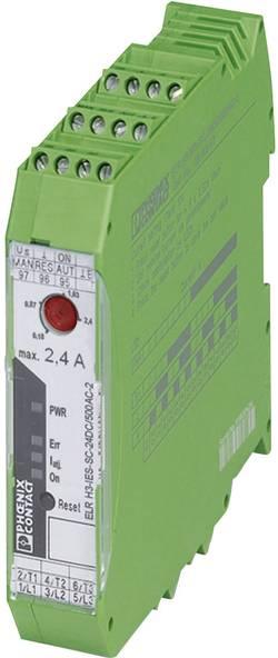 Motorový stykač Phoenix Contact ELR H3-IES-SC- 24DC/500AC-2 2900567,24 V/DC, 2.4 A, 1 ks