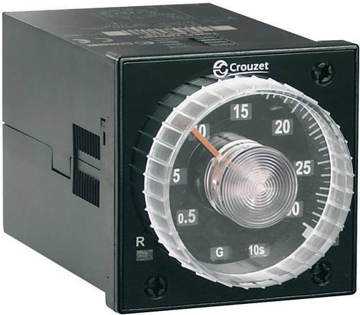 Zeitrelais Multifunktional 1 St. Crouzet TIMER TMR 48U Zeitbereich: 0.02 s - 300 h 2 Wechsler