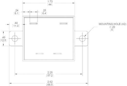 Halbleiterrelais 1 St. Crydom EZ240D5 Last-Strom (max.): 5 A Schaltspannung (max.): 280 V/AC Nullspannungsschaltend