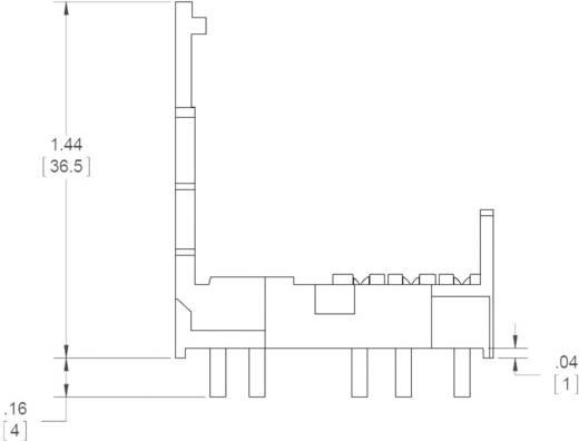 Relaissockel 1 St. Crydom PCBSED Passend für Serie: Crydom Serie ED (L x B x H) 32.5 x 14 x 40.5 mm