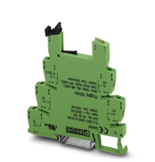 Interfacerelais 10 St. 125 V/DC 50 mA 1 Wechsler Phoenix Contact PLC-RSC-125DC/21AU