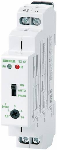 Treppenhaus-Lichtautomat Multifunktional 230 V/AC 1 St. Eberle ITZ 51 Zeitbereich: 30 s - 10 min 1 Schließer