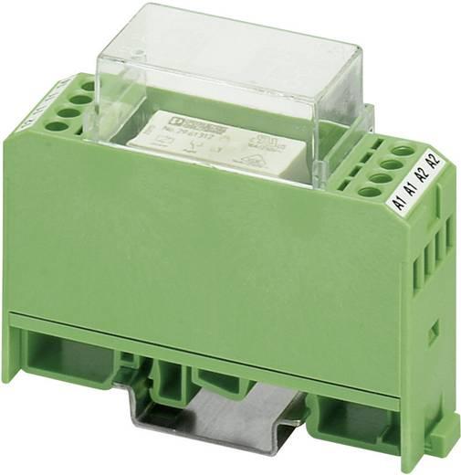 Relaisbaustein 10 St. Phoenix Contact EMG 22-REL/KSR- 24/21-21 Nennspannung: 24 V/DC, 24 V/AC Schaltstrom (max.): 3 A 2 Wechsler