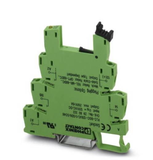Relaissockel 10 St. Phoenix Contact PLC-BSP-230UC/1/SEN/SO46 Passend für Serie: Phoenix Contact Serie REL-MR, Phoenix C