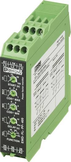 Überwachungsrelais 2 Wechsler 1 St. Phoenix Contact EMD-FL-PF-400 1-Phase, 3-Phasen, Last, Unterlast, Überlast, Fehlers