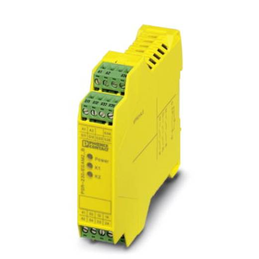 Sicherheitsrelais 1 St. PSR-SCP-230AC/ESAM2/3X1/1X2/B Phoenix Contact Betriebsspannung: 230 V/AC 3 Schließer (B x H x T) 22.5 x 99 x 114.5 mm