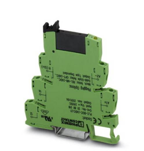 Halbleiterrelais 10 St. Phoenix Contact PLC-OSC-120UC/ 24DC/ 2 Last-Strom (max.): 3 A Schaltspannung (max.): 33 V/DC