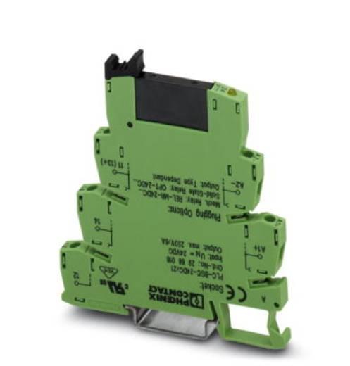 Halbleiterrelais 10 St. Phoenix Contact PLC-OSP- 24DC/230AC/ 1 Last-Strom (max.): 750 mA Schaltspannung (max.): 253 V/AC