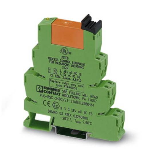 Interfacerelais 10 St. Phoenix Contact PLC-RSC- 24DC/21-21ATEX