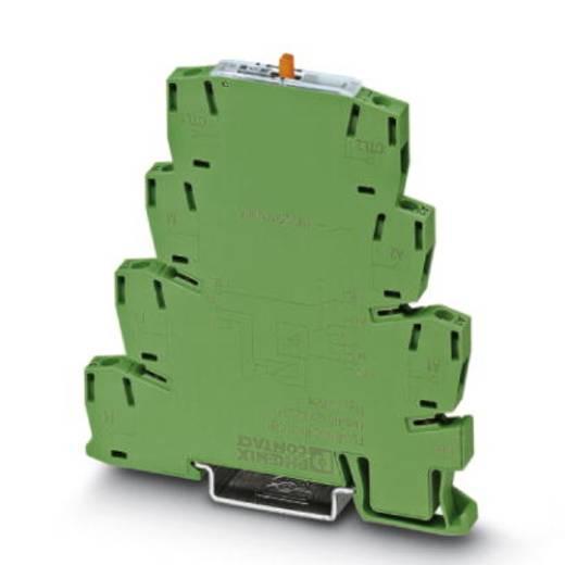Interfacerelais 10 St. 24 V/DC, 24 V/AC 6 A 1 Schließer Phoenix Contact PLC-RSC- 24UC/ 1/S/H