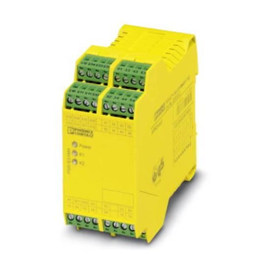 Sicherheitsrelais 1 St. PSR-SPP- 24UC/ESAM4/8X1/1X2 Phoenix Contact Betriebsspannung: 24 V/DC, 24 V/AC 8 Schließer, 1 Öf