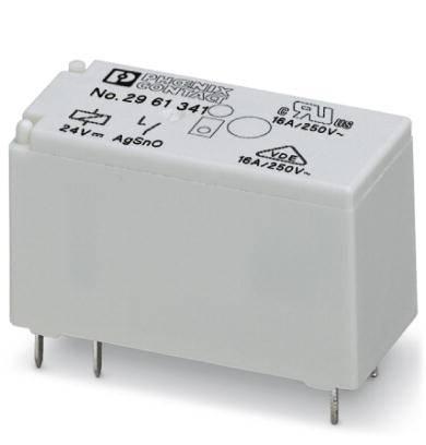 24DC//21AU Printrelais 24 V//DC 6 A 1 Wechsler 1 St. Phoenix Contact REL-MR