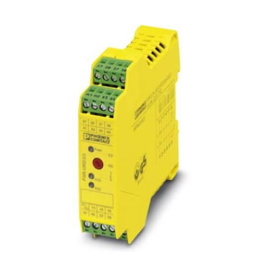 Sicherheitsrelais 1 St. PSR-SPP- 24DC/URD3/4X1/2X2/3 Phoenix Contact Betriebsspannung: 24 V/DC 4 Schließer, 1 Öffner (B