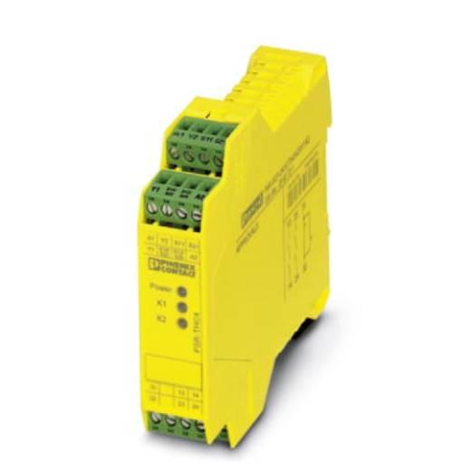 Sicherheitsrelais 1 St. PSR-SPP- 24UC/THC4/2X1/1X2 Phoenix Contact Betriebsspannung: 24 V/DC, 24 V/AC 2 Schließer, 1 Öff
