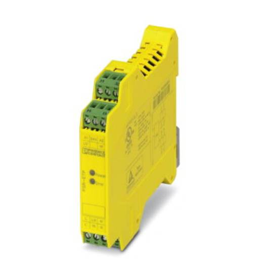 Sicherheitsrelais 1 St. PSR-SCP- 24DC/ETP/1X1 Phoenix Contact Betriebsspannung: 24 V/DC (B x H x T) 17.5 x 99 x 114.5 m