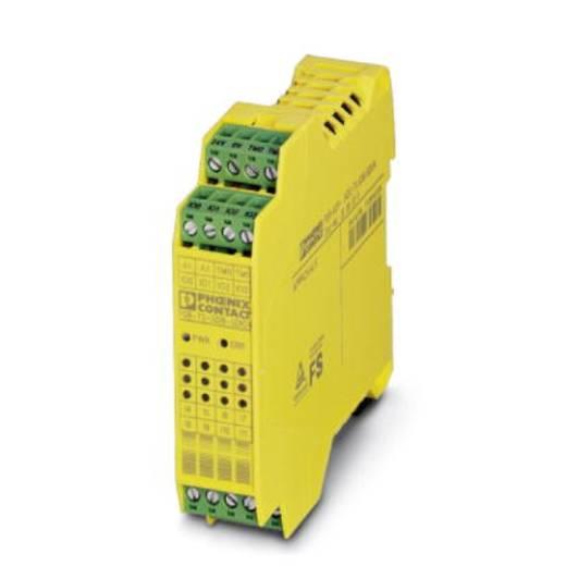 Sicherheitsrelais 1 St. PSR-SPP- 24DC/TS/SDI8/SDIO4 Phoenix Contact Betriebsspannung: 24 V/DC (B x H x T) 22.5 x 112 x