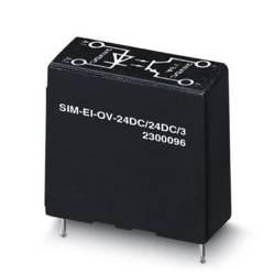 Polovodičové relé Phoenix Contact SIM-EI-OV- 24DC/ 24DC/3 2300096, 3 A, 10 ks