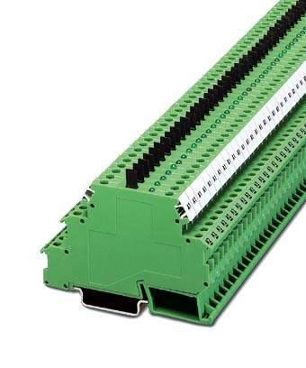 Solidstate relay terminal block DEKOE 48DC 48DC100T 2940281