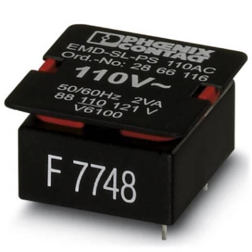 Powermodul für Überwachungsrelais 1 St. Phoenix Contact EMD-SL-PS-110AC Passend für Serie: Phoenix Contact Serie EMD-S