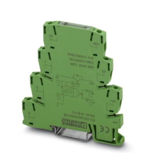 Halbleiterrelais 10 St. Phoenix Contact PLC-OSP- 24DC/ 24DC/ 10/R Last-Strom (max.): 10 A Schaltspannung (max.): 33 V/DC