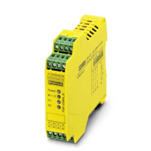 Sicherheitsrelais 1 St. PSR-SPP- 24UC/ESM4/3X1/1X2/B Phoenix Contact Betriebsspannung: 24 V/DC, 24 V/AC 3 Schließer (B x