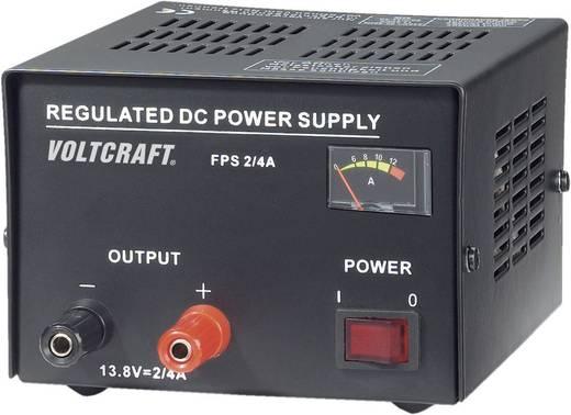 Labornetzgerät, Festspannung VOLTCRAFT FSP-1132 13.8 V/DC 2 A 30 W Anzahl Ausgänge 1 x Kalibriert nach ISO