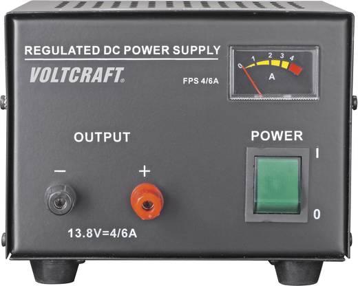 VOLTCRAFT FSP-1134 Labornetzgerät, Festspannung 13.8 V/DC 4 A 55 W Anzahl Ausgänge 1 x Kalibriert nach DAkkS