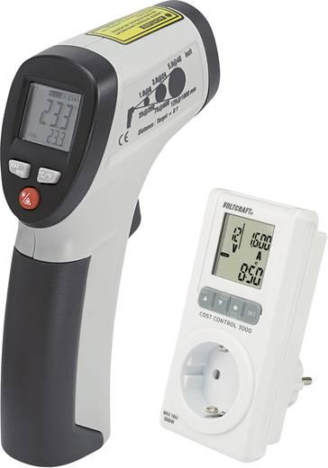 VOLTCRAFT Energiekosten-Messgeräte-Set beleuchtete Anzeige