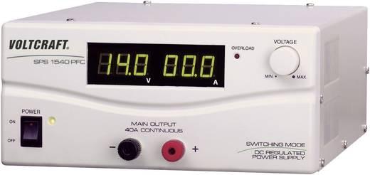 VOLTCRAFT SPS 1540 PFC Labornetzgerät, einstellbar 3 - 15 V/DC 4 - 40 A 600 W Remote Anzahl Ausgänge 1 x