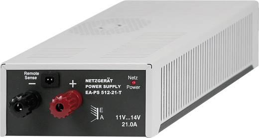 Labornetzgerät, Festspannung EA Elektro-Automatik EA-PS-512-21-T 11 - 14 V/DC 21 A 300 W Anzahl Ausgänge 1 x Kalibrier