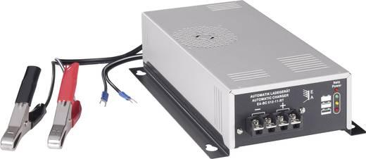 EA Elektro-Automatik Blei-Akku-Ladegerät BC-512-11-RT Blei Ladegerät für Blei-Gel, Blei-Säure, Blei-Vlies BC-512-11-RT 3