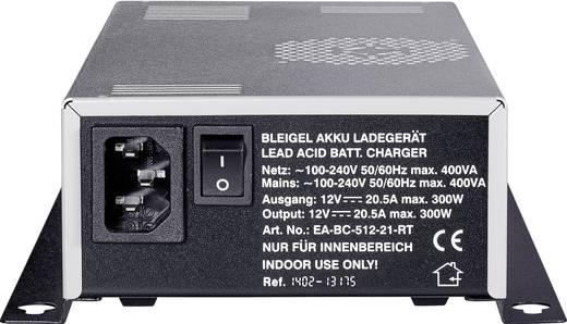 EA Elektro-Automatik Blei-Akku-Ladegerät BC-512-21-RT Blei Ladegerät für Blei-Gel, Blei-Säure, Blei-Vlies BC-512-21-RT 3