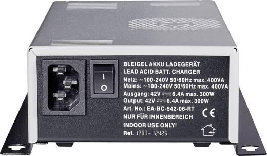 EA Elektro-Automatik Blei-Akku-Ladegerät BC-542-06-RT Blei Ladegerät für Blei-Gel, Blei-Säure, Blei-Vlies BC-542-06-RT 3