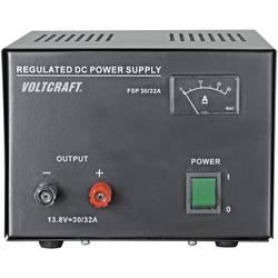 Laboratórny zdroj s pevným napätím VOLTCRAFT FSP-11330, 13.8 V/DC, 30 A, 415 W