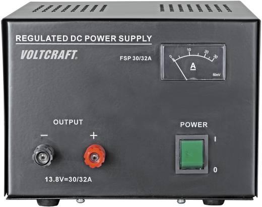 VOLTCRAFT FSP-11330 Labornetzgerät, Festspannung 13.8 V/DC 30 A 415 W Anzahl Ausgänge 1 x Kalibriert nach ISO