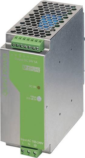Hutschienen-Netzteil (DIN-Rail) Phoenix Contact QUINT-PS-100-240AC/24DC/5 24 V/DC 5 A 120 W 1 x