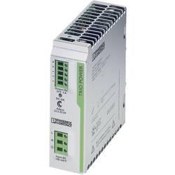 Zdroj na DIN lištu Phoenix Contact TRIO-PS/1AC/24DC/5, 24 V/DC, 5 A