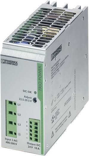 Hutschienen-Netzteil (DIN-Rail) Phoenix Contact TRIO-PS/3AC/24DC/10 24 V/DC 10 A 240 W 1 x