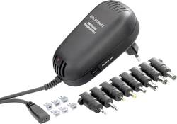 Síťový adaptér s redukcemi Voltcraft SPS12-24W, 3 - 12 V /DC, 24 W