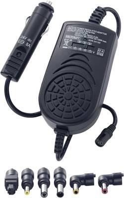 Síťový adaptér pro notebooky Voltcraft, 12 - 22 VDC, 120 W