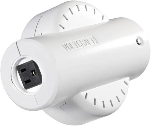 VOLTCRAFT IVC 230/115 Spannungswandler, Step-Down Converter 230 V auf 115 V / 80 Watt