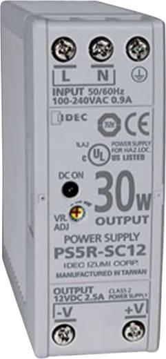 Hutschienen-Netzteil (DIN-Rail) Idec PS5R-SC24 24 V/DC 1.3 A 31.2 W 1 x