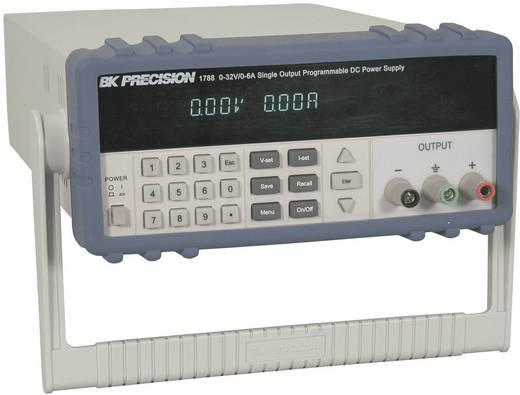 Labornetzgerät, einstellbar BK Precision BK1788 0 - 32 V/DC 0 - 6 A 192 W RS-232 programmierbar Anzahl Ausgänge 1 x